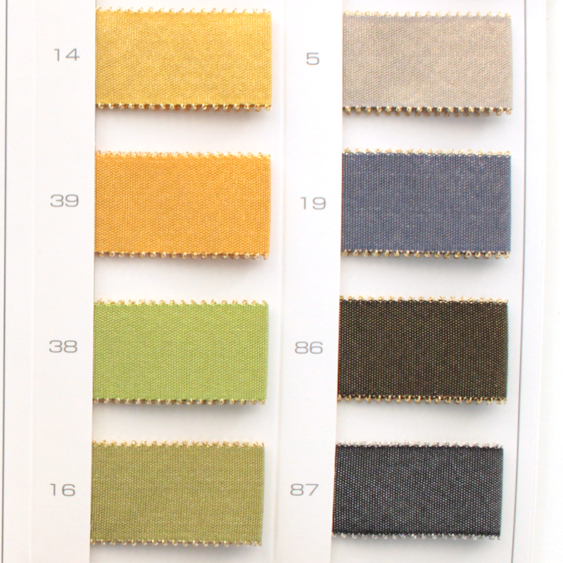 【3幅/28色】MOKUBA1550 メタリックピコリボン/15m巻き
