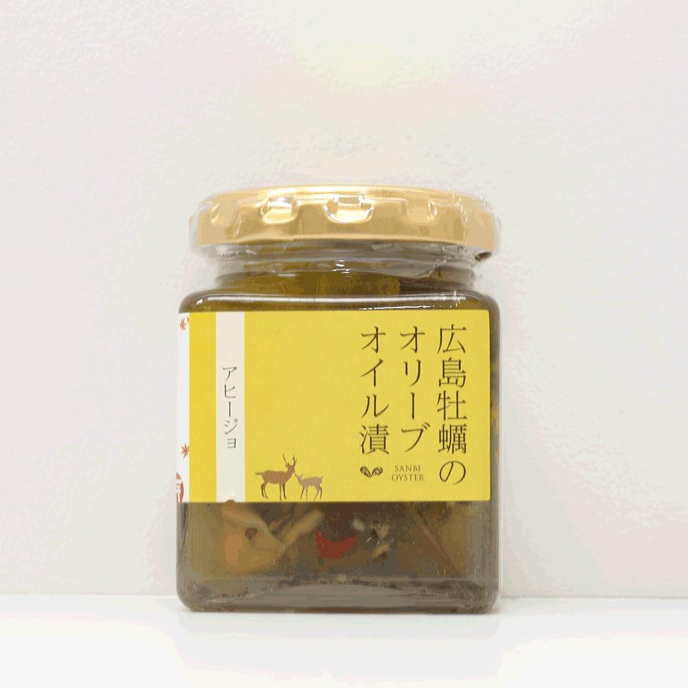 広島牡蠣のオリーブオイル漬け アヒージョ