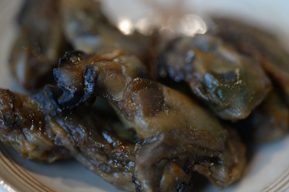 牡蠣の一夜干しセット