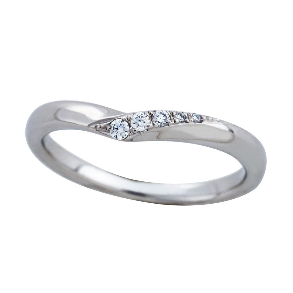 セレンディピティ マリッジ リング レディース プラチナ950 bridal ブライダル