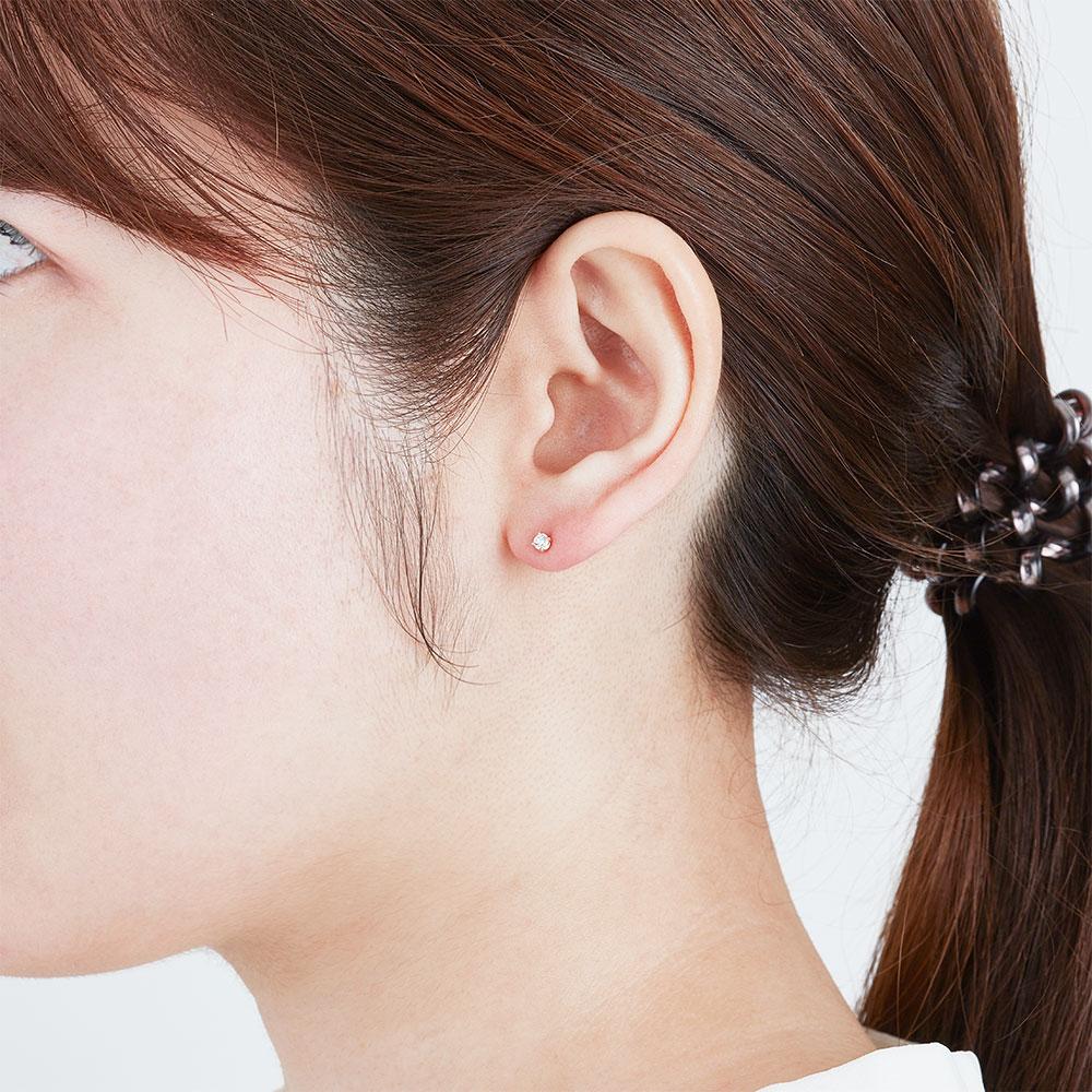 HIKARI Water Lilies|ピアス