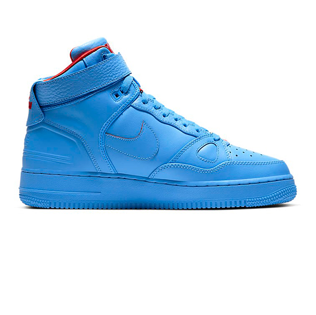 NIKE AIR FORCE 1 HIGH JUST DON ALL STAR BLUE CW3812-400