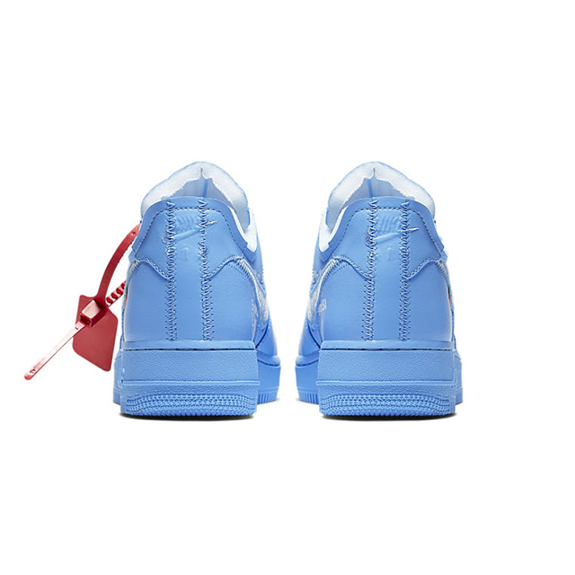 NIKE AIR FORCE 1 LOW OFF-WHITE MCA UNIVERSITY BLUE CI1173-400