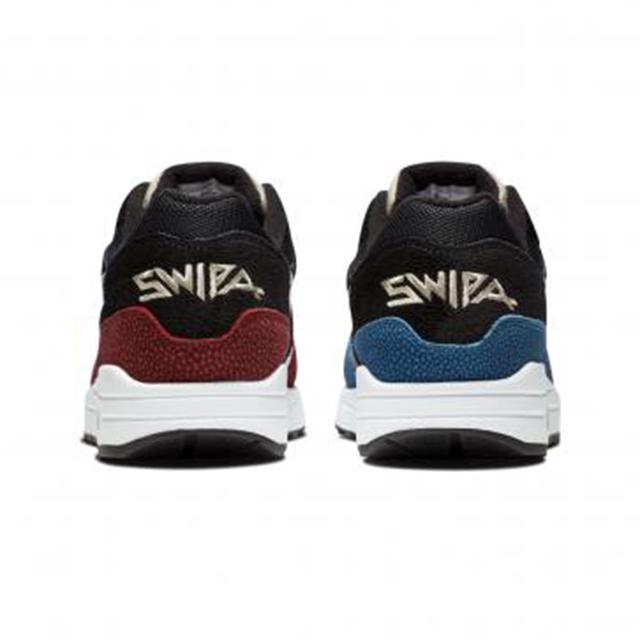 【海外お取り寄せ商品】 NIKE AIR MAX 1 SWIPA CJ9746-001
