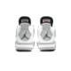NIKE AIR JORDAN 4 RETRO GOLF WHITE CEMENT CU9981-100