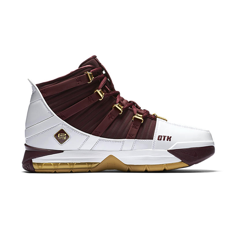 NIKE LEBRON 3 CHRIST THE KING BQ2444-100