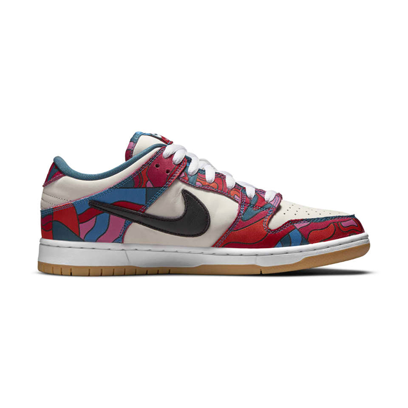 NIKE SB DUNK LOW PRO PARRA ABSTRACT ART DH7695-600
