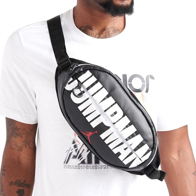 JORDAN JUMPMAN CROSSBODY BLACK 9A0284-023