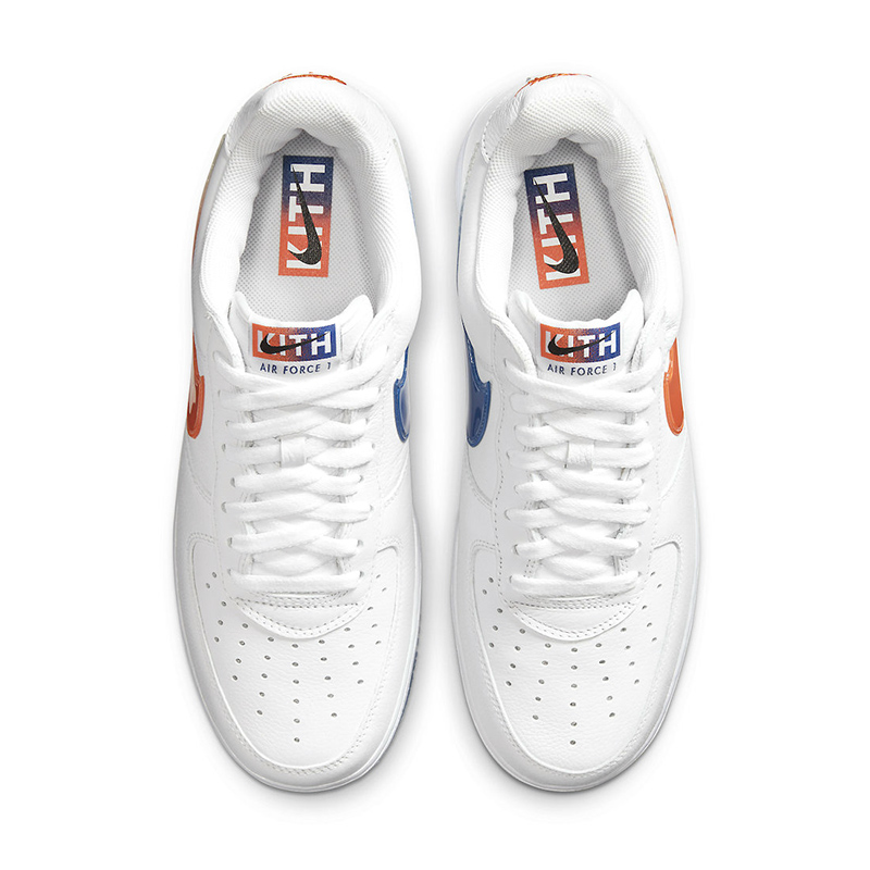 KITH × NIKE AIR FORCE 1 LOW NYC CZ7928-100