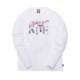 KITH × COCA-COLA ALOHA L/S TEE WHITE