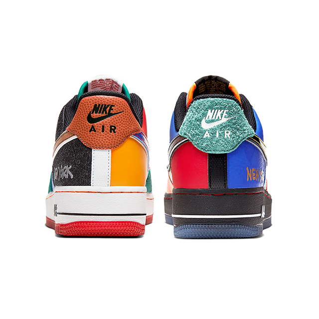 NIKE AIR FORCE 1 LOW WHAT THE NYC CT3610-100