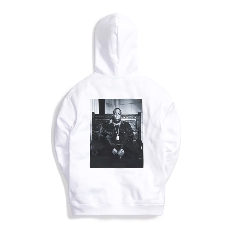 KITH FOR THE NOTORIOUS B.I.G LIFE AFTER DEATH HOODIE