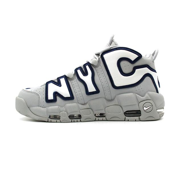 【アウトレット品】NIKE AIR MORE UTEMPO NYC O-AJ3137-001
