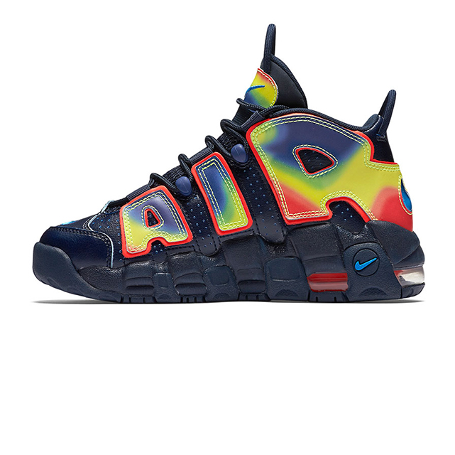 NIKE AIR MORE UPTEMPO HEAT MAP (GS) 847652-400
