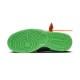 OFF-WHITE × NIKE AIR RUBBER DUNK GREEN STRIKE CU6015-001