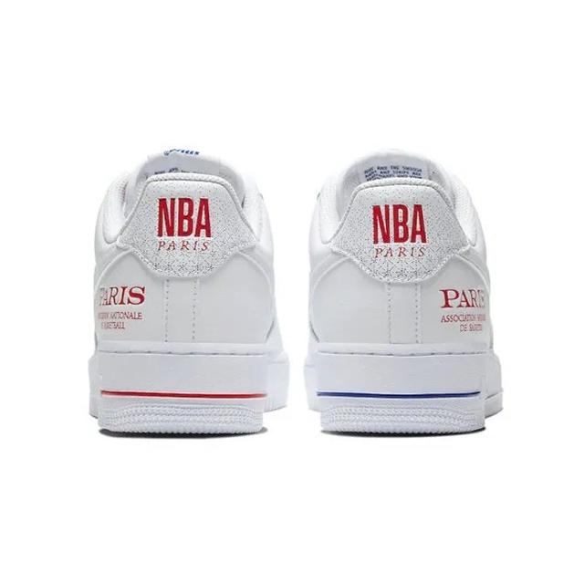 NIKE AIR FORCE 1 LOW NBA PARIS CW2367-100
