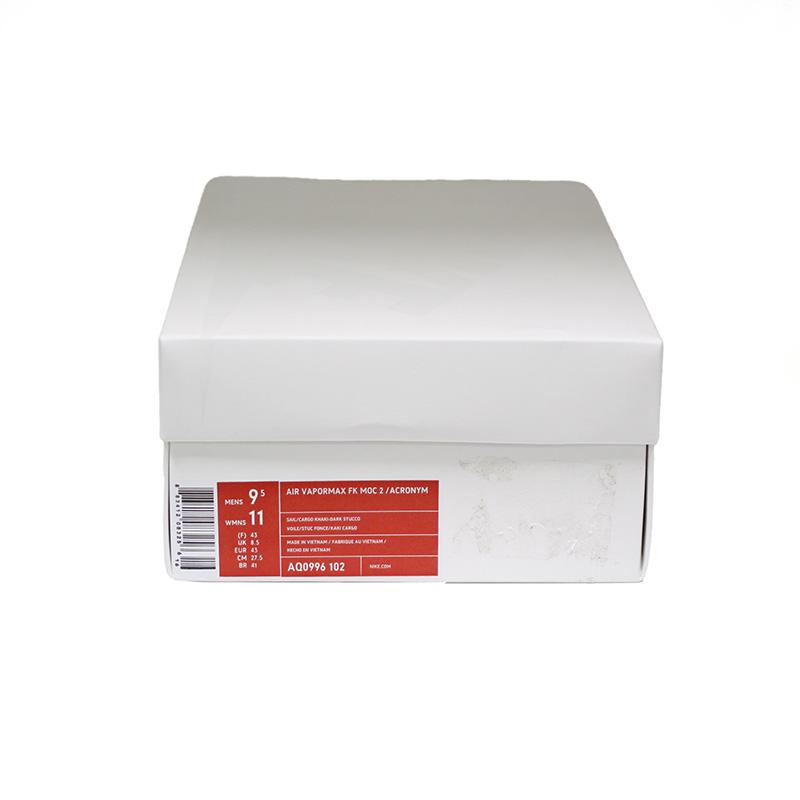NIKE AIR VAPORMAX MOC 2 ACRONYM BLACK AQ0996-007