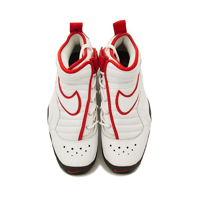 【アウトレット品】 NIKE SHAKE NDESTRUKT WHITE RED O-880869-100
