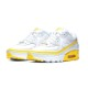 UNDEFEATED × NIKE AIR MAX 90 WHITE/OPTIC YELLOW CJ7197-101