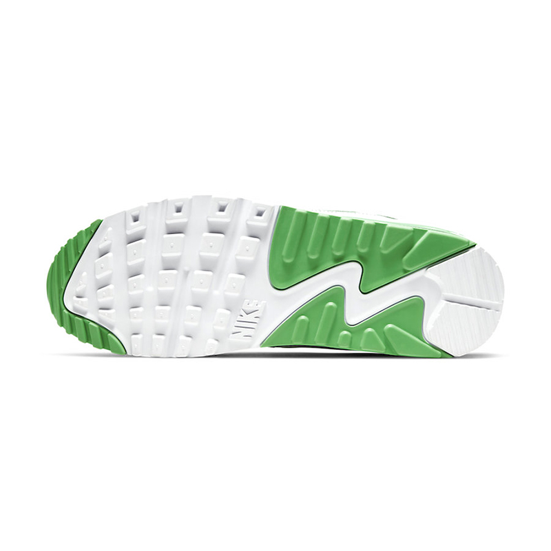 UNDEFEATED × NIKE AIR MAX 90 WHITE/GREEN SPARK CJ7197-104