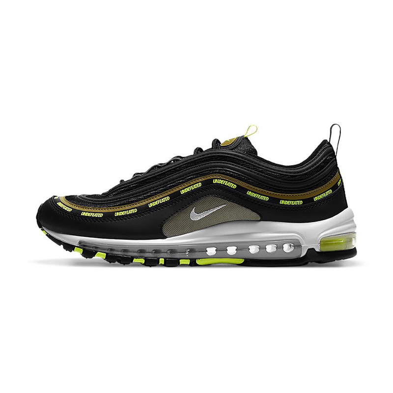 UNDEFEATED × NIKE AIR MAX 97 BLACK/VOLT DC4830-001