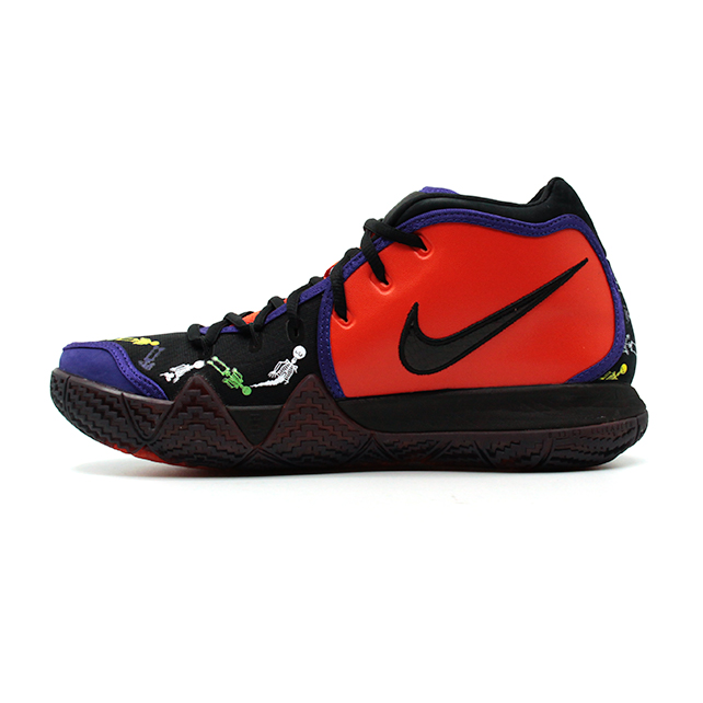 NIKE KYRIE 4 DAY OF THE DEAD CI0278-800
