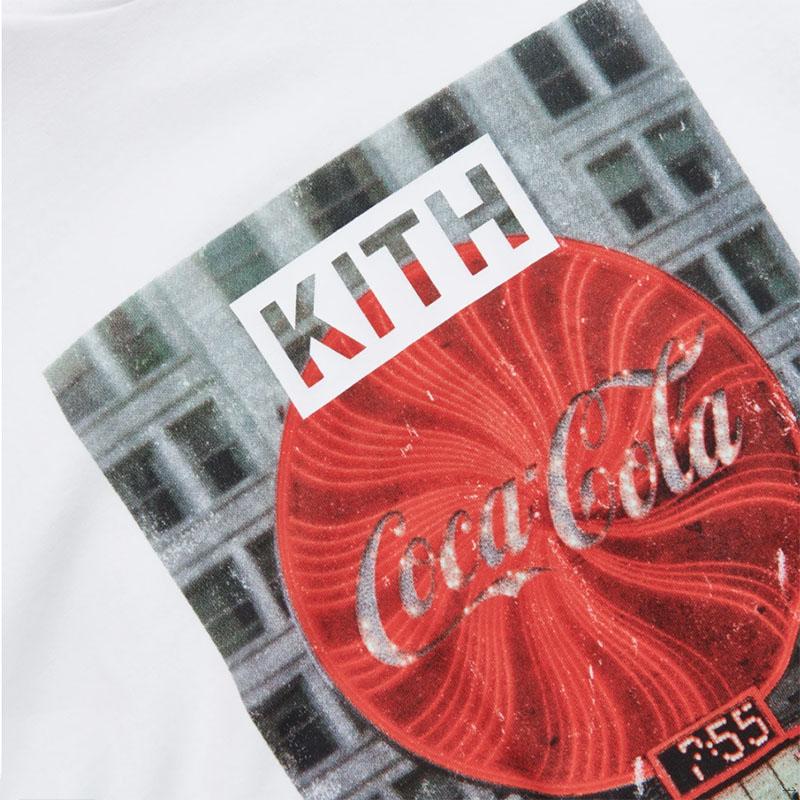 KITH × COCA-COLA ATLANTA VINTAGE TEE