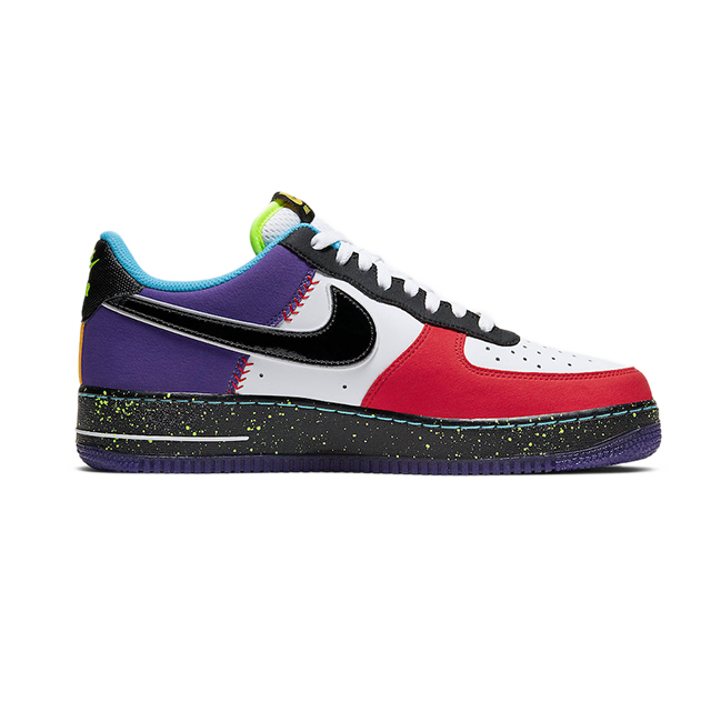 NIKE AIR FORCE 1 LOW WHAT THE LA CT1117-100