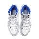 NIKE JORDAN 1 RETRO HIGH ZOOM WHITE RACER BLUE CK6637-104