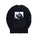 KITH × BIGGIE GIMME THE LOOT L/S TEE BLACK