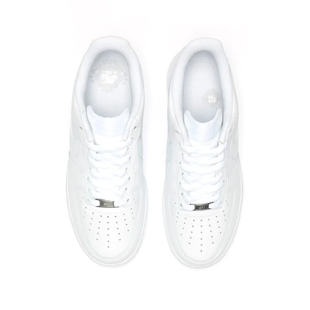 NIKE AIR FORCE 1 LOW WHITE 315122-111