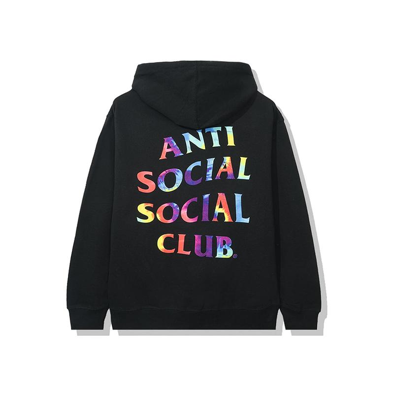 ANTI SOCIAL SOCIAL CLUB THE GROVE HOODIE BLACK