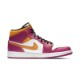 NIKE AIR JORDAN 1 MID DAY OF THE DEAD  DC0350-100