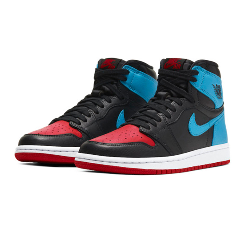 NIKE WMNS AIR JORDAN 1 RETRO HIGH UNC TO CHICAGO (W) CD0461-046