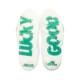 NIKE AIR JORDAN 5 LOW GOLF RATHER LUCKY THAN GOOD CW4204-100