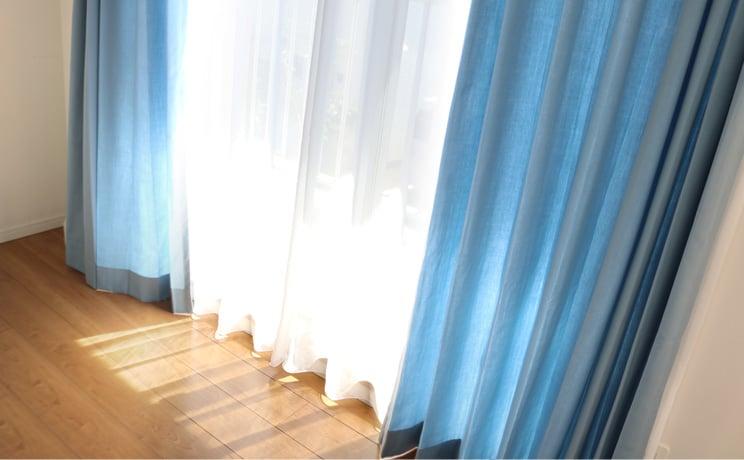 【最短6営業日で出荷】ボイルレースカーテン「Rothy ルーシー」  幅〜300cm×丈〜140cm