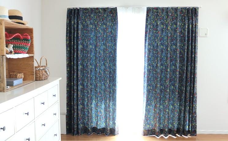 【最短6営業日で出荷】2級遮光カーテン「Marie マリエ」  幅〜300cm×丈〜200cm