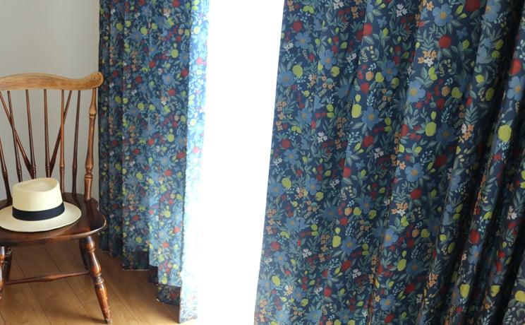 【最短6営業日で出荷】2級遮光カーテン「Marie マリエ」  幅〜400cm×丈〜140cm