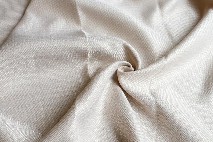 【最短6営業日で出荷】非遮光カーテン「Fiore フィオレ アイボリー」幅〜100cm×丈〜260cm