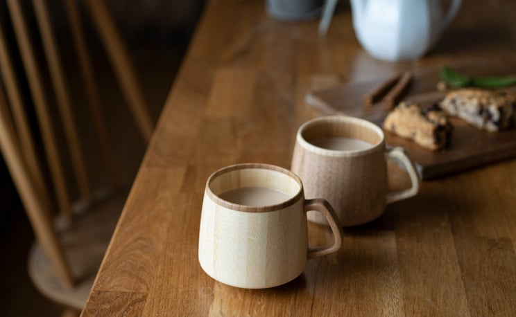 【10時までのご注文で当日出荷】木製グラス リヴェレット RIVERET フランマグ <ペア> セット