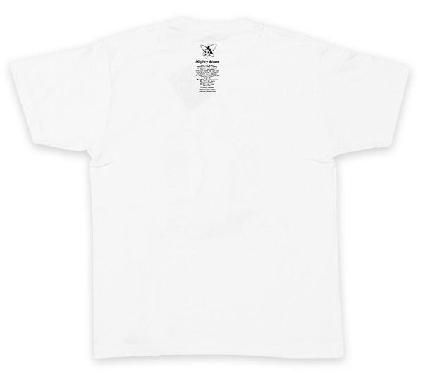 アトム Tシャツ メカニック2003(ホワイト)ジュニア【10営業日以内に出荷】