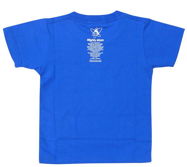 アトム Tシャツ メカニック2003(ブルー)
