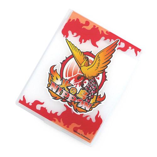 火の鳥NIPPON スクエアミラー