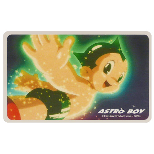 ASTRO BOY ステンレスミラー 夜空飛翔