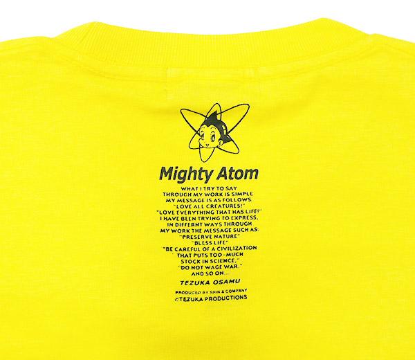 アトム Tシャツ メカニック2003(イエロー)