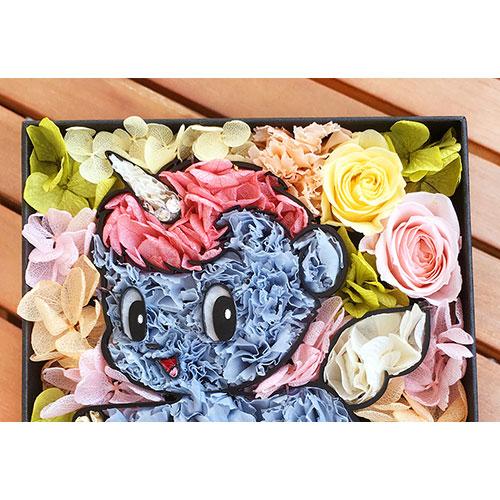 【受注生産】BOXフラワー(ユニコ)