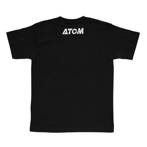 【キッズ】映画ATOM 限定 ヴィンテージTシャツ ジェット(ブラック)