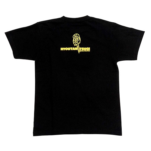 Tシャツ ヒョウタンツギ集合/2002(ブラック)
