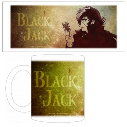 マグカップ ブラック・ジャック「トランプ」