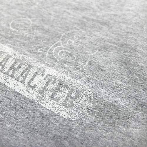 ヒョウタンツギ Tシャツ 2(グレー)